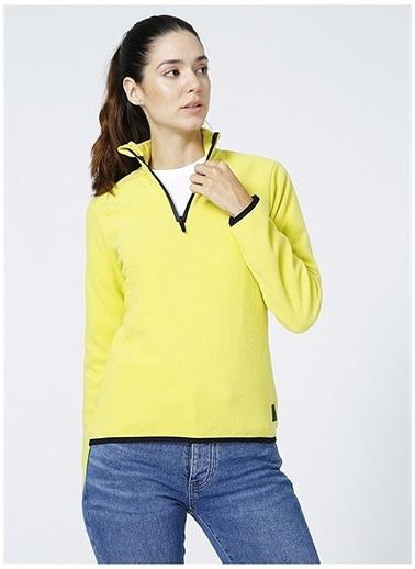 Fabrika Sports Sweatshirt Sarı